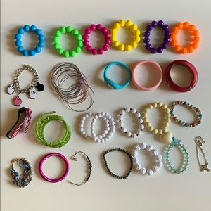 Huge bracelet bundle